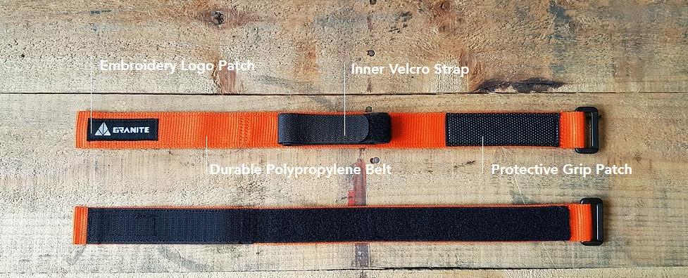 Granite Design Rockband Carrier Strap 450mm